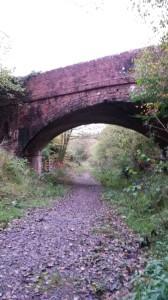 Bowerland Railway Bridge.